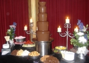 Chocolate Wedding Fountain