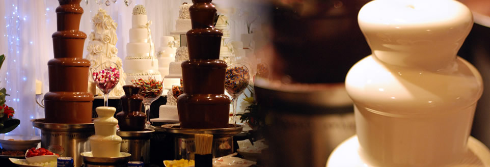 Book a Chocolate Fountain
