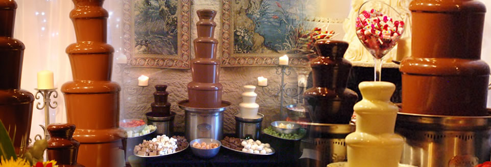Chocolate Fountain Packages