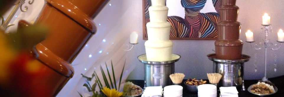 Chocolate Fountains for Parties